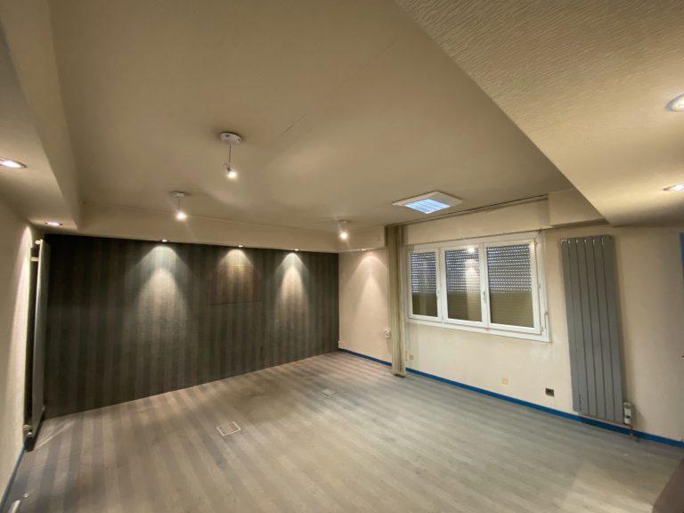 Bureau de 133.2 m² (rez-de-chaussée)